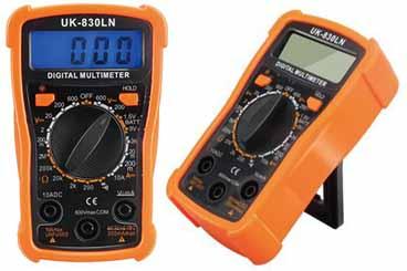 le multimètre du Fer à souder d'HANDSKIT 220V 60W tout a fait fonctionnel