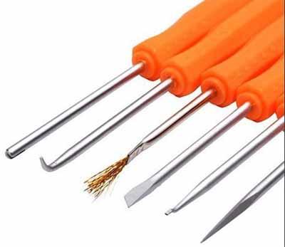 Kit de Soudage GOCHANGE 220V Soldering Iron - Ces outils permettent d'enlever des composants électroniques (très pratiques!)